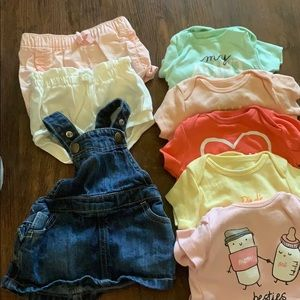 Old Navy collection baby girl